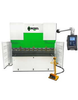 Press brake Rebel 40 ton green white