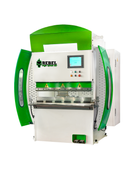 press brake high speed Rebel 30 green white