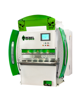 press brake high speed Rebel 30 green white skull